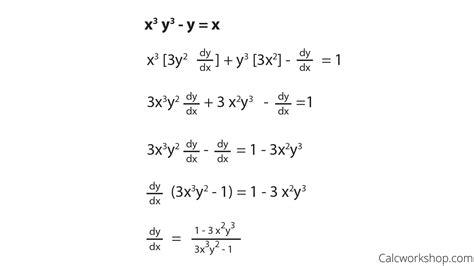 worksheet implicit differentiation worksheet grass fedjp