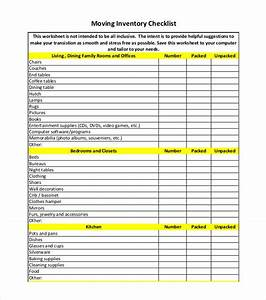 Clothing Inventory List Template Inventory Checklist Template 26 Free Word Excel Pdf