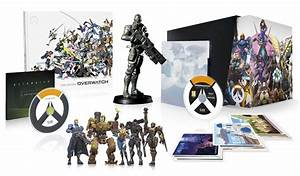 Overwatch Collector's Edition Pre-Orders Begin