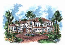 Luxury Mediterranean House Luxury Mediterranean House Plans 2 Stories