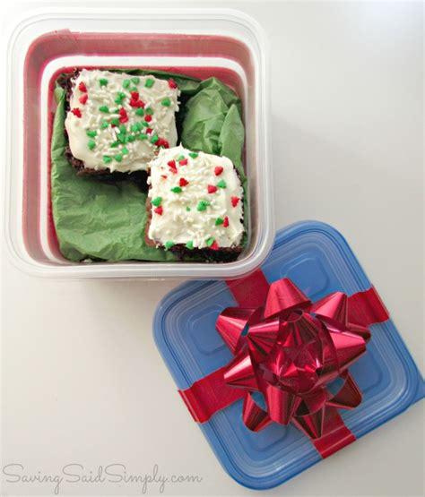 diy holiday treat box toffee brownie recipe