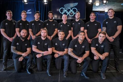 historic   rugby sevens   athletes named  olympic games  zealand olympic team