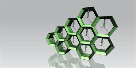 Honeycomb Design Concept Urbanflow