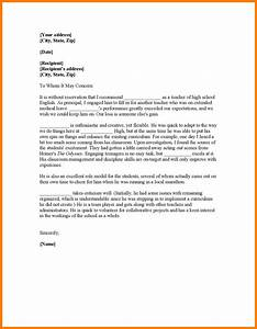 recommendation letter for student from teacher template - term paper editing service term paper format raymond
