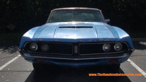 torino ford v8 much 1971
