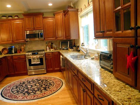 fresh kitchen cabinets wood colors homekeep xyz