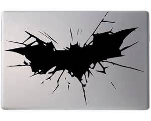 Batman Laptop Decal