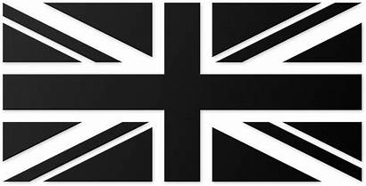 Union Jack Flag Tattoo Grey Gray British