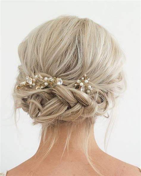 The 25  best Long wedding hairstyles ideas on Pinterest