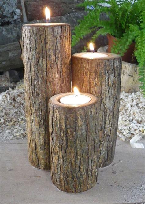 Diy Rustic Decor Ideas Using Logs Home Design