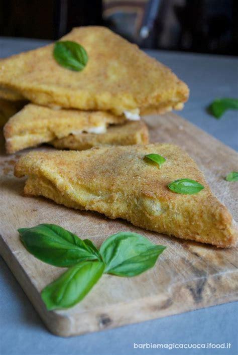 ricetta mozzarella in carrozza al forno mozzarella in carrozza al forno al profumo di pesto