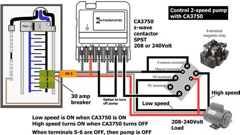 pump control box wiring diagram diagram stream