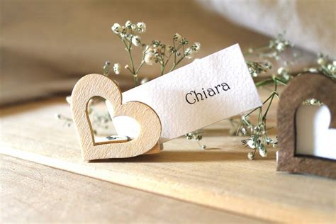 Segnaposto matrimonio: guida ai segnaposti matrimonio