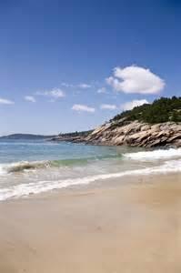 Maine Sand Beach Acadia National Park