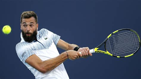 The latest tennis stats including head to head stats for at matchstat.com. Benoit Paire coasts to Grand Prix Hassan II final victory ...