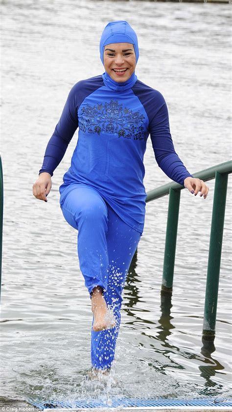 marks  spencer launches burkha swimsuit  muslim