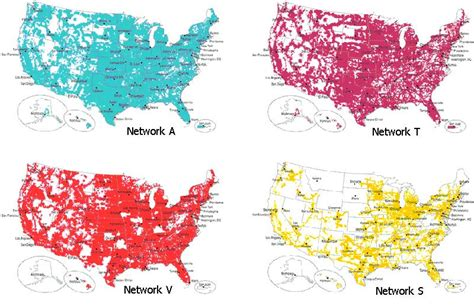 cell phone coverage map comparison cellular maps talk wireless coverage