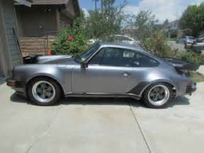 porsche whale tail for sale 1986 porsche 911 carrera coupe 2 door 3 2l widebody with