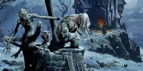 alternative lore   ghouls tribality