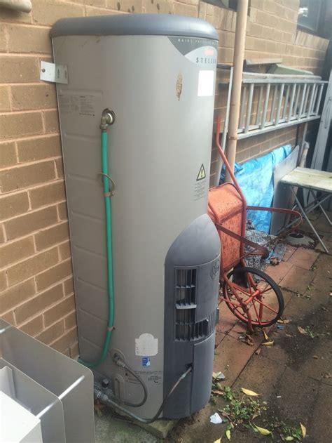Rheem Stellar Gas Storage Hot Water Repair Service Jim's