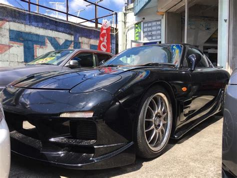 electronic stability control 1989 mazda rx 7 on board diagnostic system mazda rx 7 1998 black m 0 km details japanese used cars goo net exchange