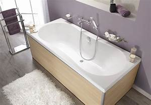Baignoire Ilot Pas Cher : baignoire sur pied pas cher maison design ~ Premium-room.com Idées de Décoration