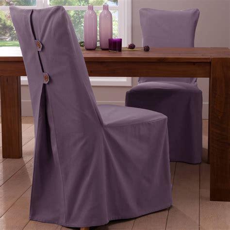 eurodif housse de chaise cuisine housse de chaise et fauteuil tissu large choix de