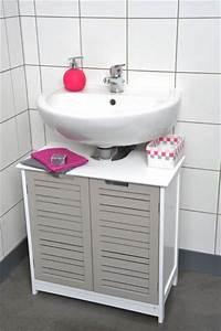 Meuble Lavabo Salle De Bain : meuble bas sous lavabo salle de bain ~ Dailycaller-alerts.com Idées de Décoration