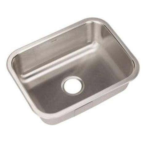 Houzer Sinks Home Depot by Houzer Elite Series Undermount Stainless Steel 23 In