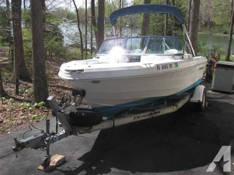 Triumph Boat Parts by Triumph Boat For Sale In Locust Grove Virginia