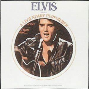 Elvis: A Legendary Performer Volume 2 – Wikipedia, wolna ...