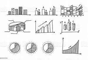 Diagrams And Charts Stock Illustration