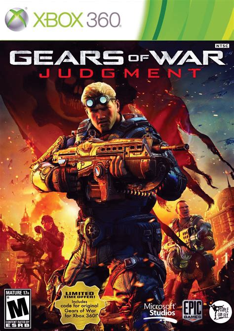Gears Of War Judgment Review Ign