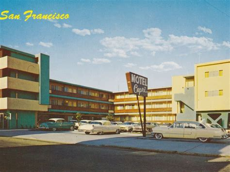 californias  midcentury motels mapped curbed la