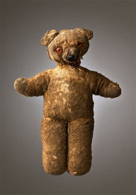 creepy portraits   loved teddy bears designtaxicom