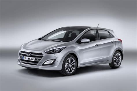 2015 Hyundai I30 Facelift Brings 7-speed Dct To Uk Market