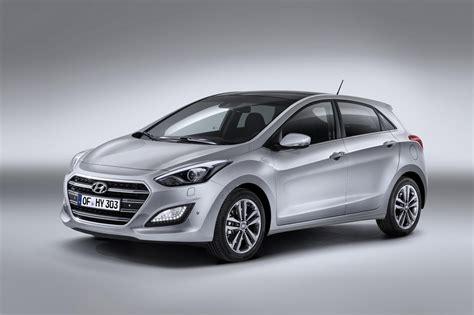 2015 Hyundai I30 Facelift Brings 7speed Dct To Uk Market Autoevolution
