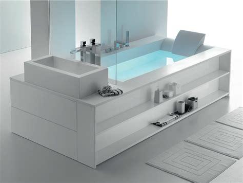vasche da bagno hafro vasca da bagno idromassaggio in corian 174 250 by
