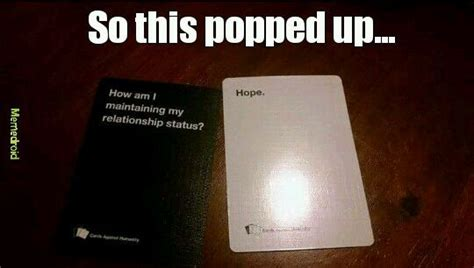 Cards Against Humanity Memes - cards against humanity meme by not katy perry memedroid