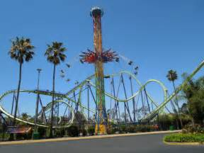 Six Flags Discovery Kingdom Vallejo