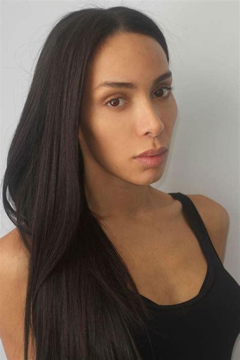Ines Rau transgender model portfolio