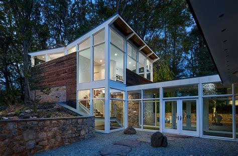 mid century modern house studiotwentysevenarchitecture