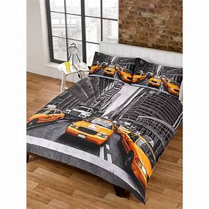 bm double duvet set new york yellow taxi 2951671 With bedding stores nyc