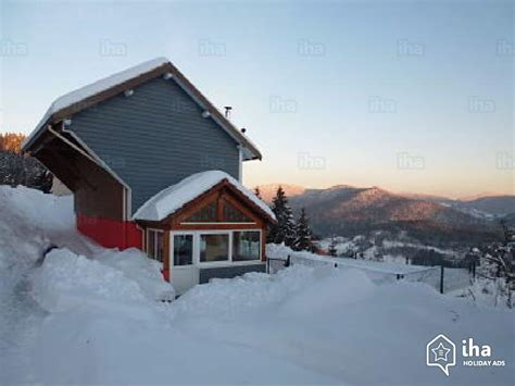 location chalet 224 saulxures sur moselotte iha 44532