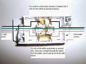 Light Switch Wiring Diagram Mobile Home