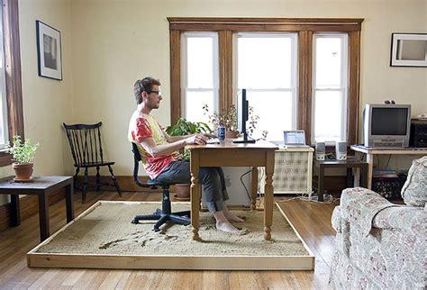 sous bureau original 32 idées insolites pour rendre votre maison originale