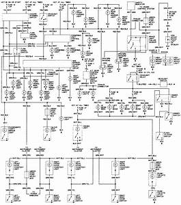92 Honda Accord Wiring Diagrams