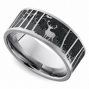 Cool Men39s Wedding Rings That Defy Tradition