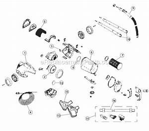 Dirt Devil M082500 Parts List And Diagram