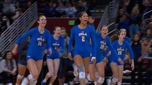 Recap: UCLA women's volleyball sweeps rival USC in regular ...